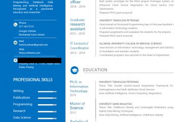 Contoh Format Resume Terbaik 2020_pestabuku.com.my_drharizv2
